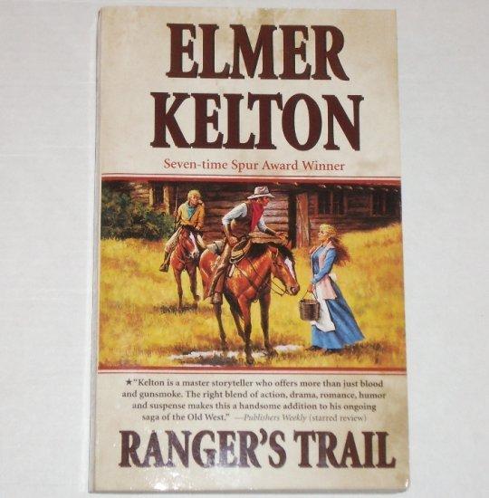 Ranger's Trail by ELMER KELTON Western 2003