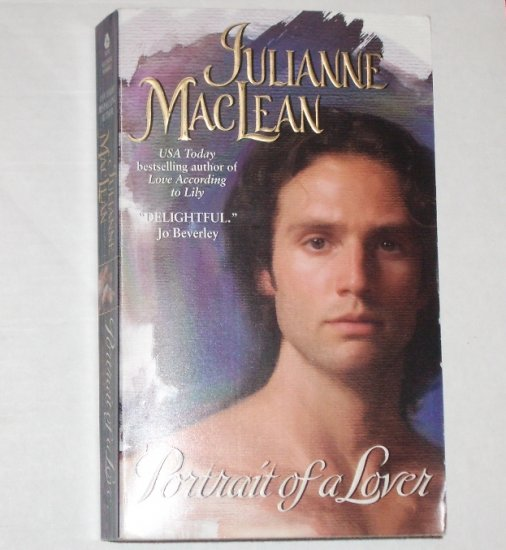 Portrait of a Lover by JULIANNE MacLEAN Historical Romance 2006 American Heiress Series