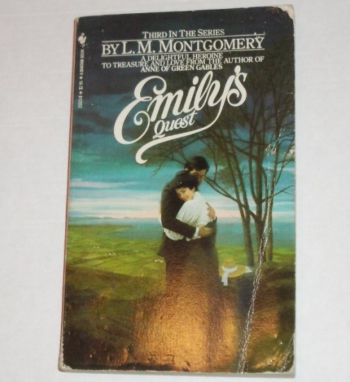 Emily's Quest by L M MONTGOMERY Young Adult Romance 1983