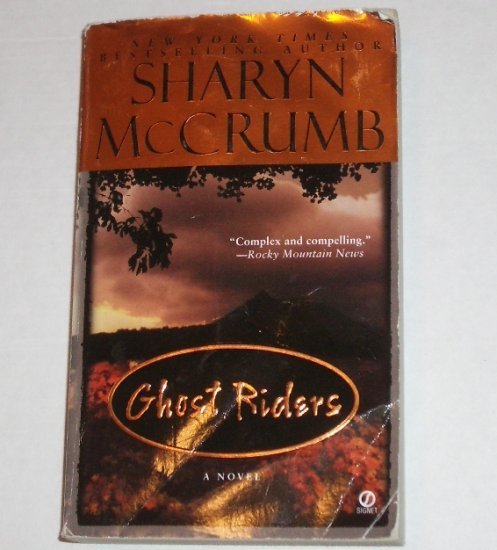 Ghost Riders by SHARYN McCRUMB Historical Civil War Fiction 2004