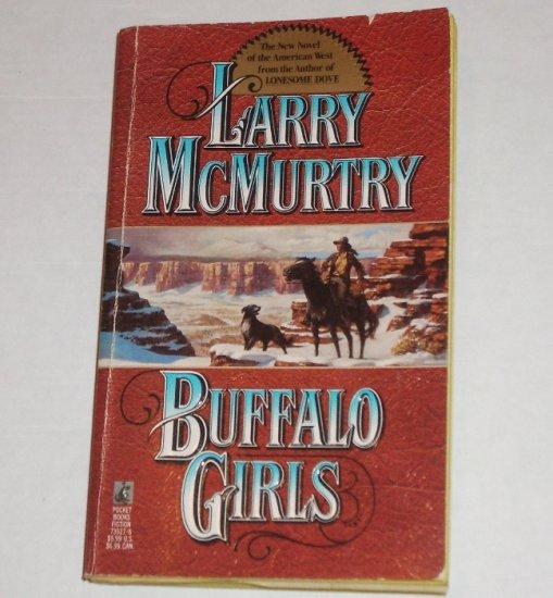 Buffalo Girls by LARRY McMURTRY Western 1991