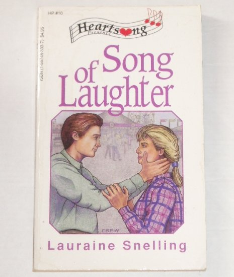 Song of Laughter LAURAINE SNELLING Heartsong Presents No 10 Christian Romance 1992 Washington Series
