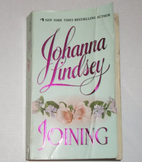 Joining by Johanna Lindsey Historical Medieval Romance 1999