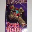 Desire's Treasure by LINDA SANDIFER Historical Western Romance 1995