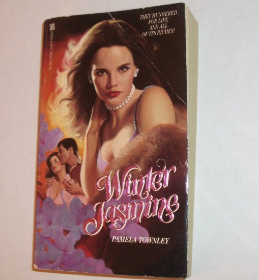 Winter Jasmine by PAMELA TOWNLEY Steamy Romance 1987