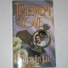 Timeswept Love by Cherlyn Jac Historical Time Travel Romance 1996