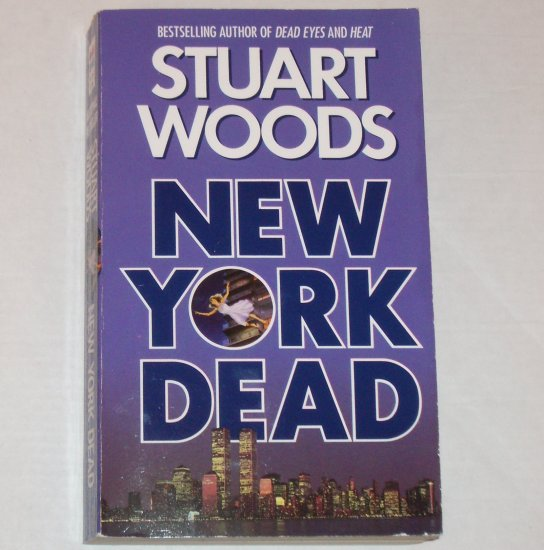 New York Dead by STUART WOODS A Stone Barrington Mystery 1992