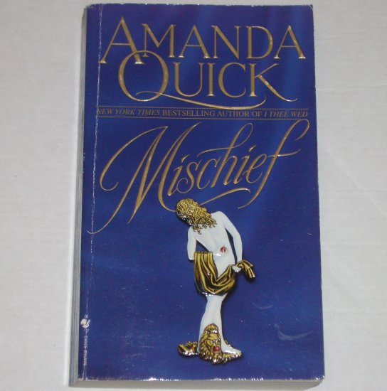 Mischief by AMANDA QUICK Historical Regency Romance 1997