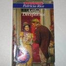 Artful Deceptions by PATRICIA RICE Signet Historical Regency Romance 1992