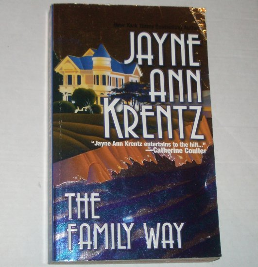 The Family Way by JAYNE ANN KRENTZ Mira Romance 1987