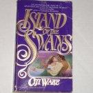 Island of the Swans by CIJI WARE Historical Scottish Romance 1989
