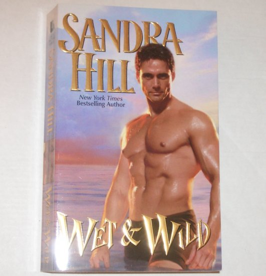 Wet & Wild by SANDRA HILL Viking Time Travel Romance 2004
