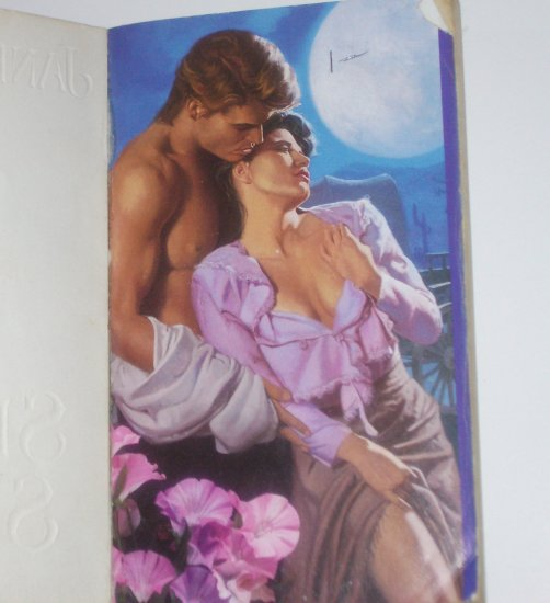 Silken Spurs by JANE ARCHER Historical Western Romance 1993