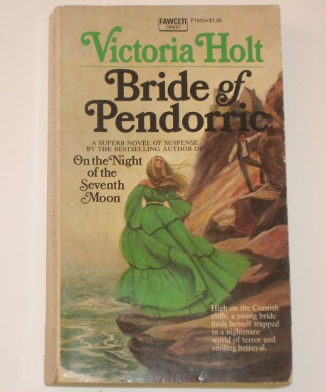 Bride of Pendorric by Victoria Holt 1963