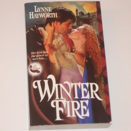 Winter Fire by LYNNE HAYWORTH Scottish Medieval Romance 2001 Clan Maclean Series
