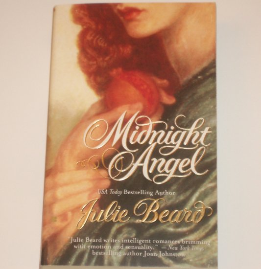 Midnight Angel by JULIE BEARD Historical Romance 2003