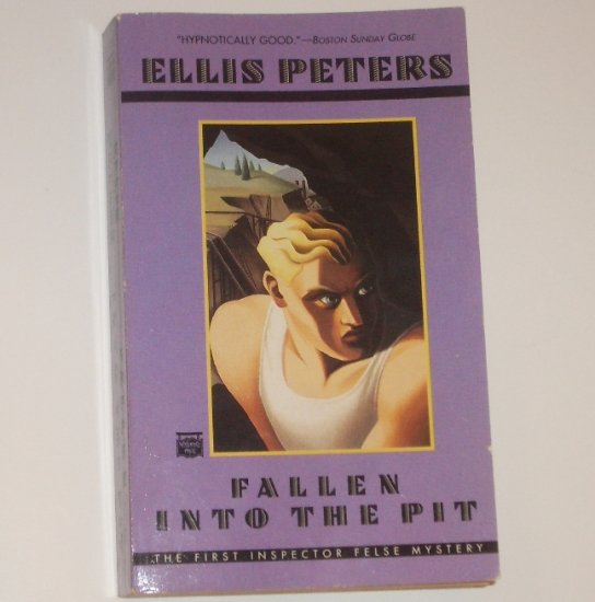 Fallen Into the Pit by ELLIS PETERS An Inspector Felse Cozy  Mystery 1996
