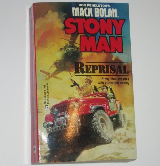Reprisal by DON PENDLETON Mack Bolan Stony Man No 34 1998