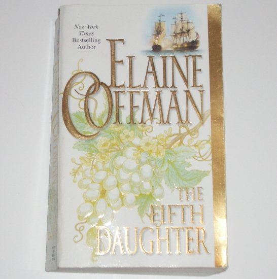 The Fifth Daughter by ELAINE COFFMAN Historical Regency Romance 2001