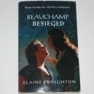 Beauchamp Besieged by ELAINE KNIGHTON Harlequin Historical Medieval Romance 2003