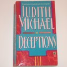 Deceptions by JUDITH MICHAEL 1983