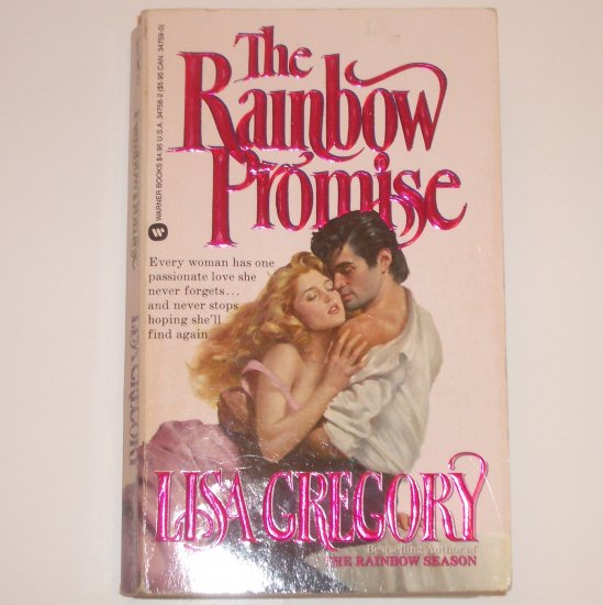 The Rainbow Promise by LISA GREGORY Historical Western Romance 1989