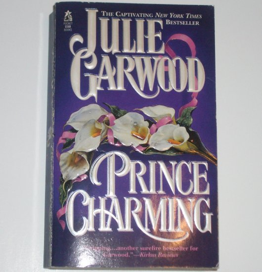 Prince Charming by JULIE GARWOOD Historical English Victorian Romance 1995