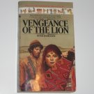 Vengeance of the Lion by PETER DANIELSON Historical Fiction 1983