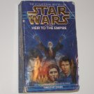Star Wars Heir to the Empire by TIMOTHY ZAHN 1992 Science Fiction The Thrawn Trilogy, Vol. 1