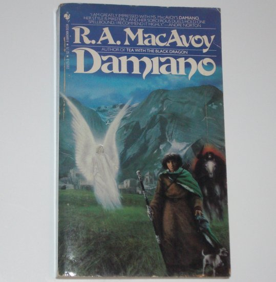Damiano by R A MacAVOY Fantasy 1984 Damiano Series