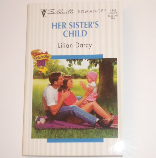 Her Sister's Child by LILIAN DARCY Silhouette Romance 1449 May 2000