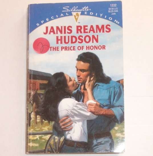 The Price of Honor JANIS REAMS HUDSON Silhouette Special Edition 1332 Jun00 Wilders of Wyatt County