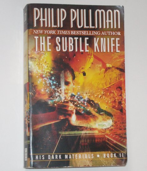 The Subtle Knife by PHILIP PULLMAN Fantasy 1998