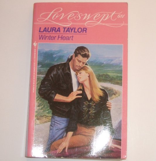 Winter Heart by LAURA TAYLOR Loveswept Romance 681 1994