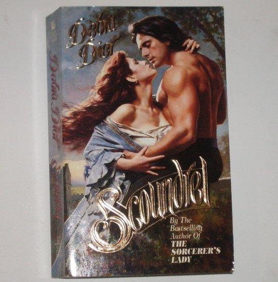 Scoundrel by DEBRA DIER Historical Regency Romance 1996