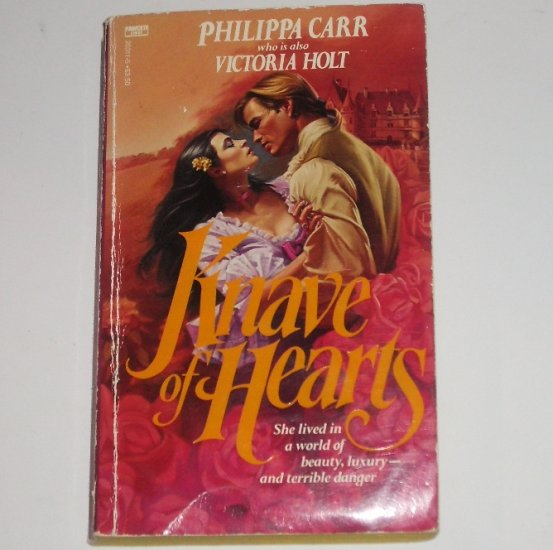 The Knave of Hearts by PHILIPPA CARR a.k.a. Victoria Holt Historical French Revolution Romance 1984
