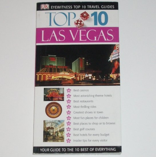 Top 10 Las Vegas Travel Guide 2005