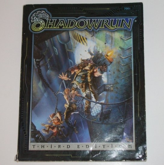 Shadowrun Third Edition 1998