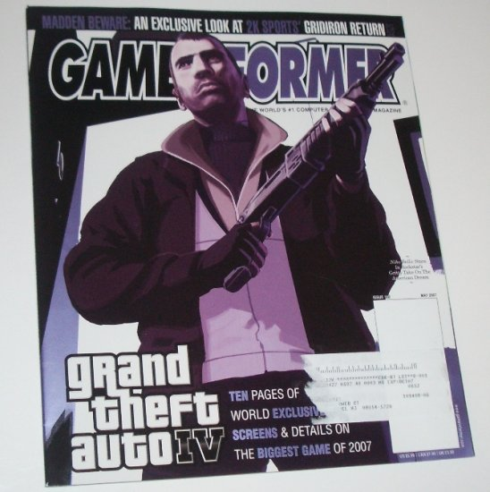 Game Informer Magazine May 2007
