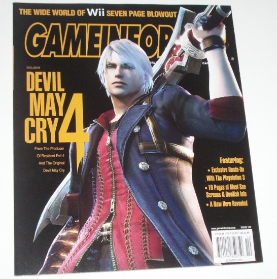 Game Informer Magazine October 2006