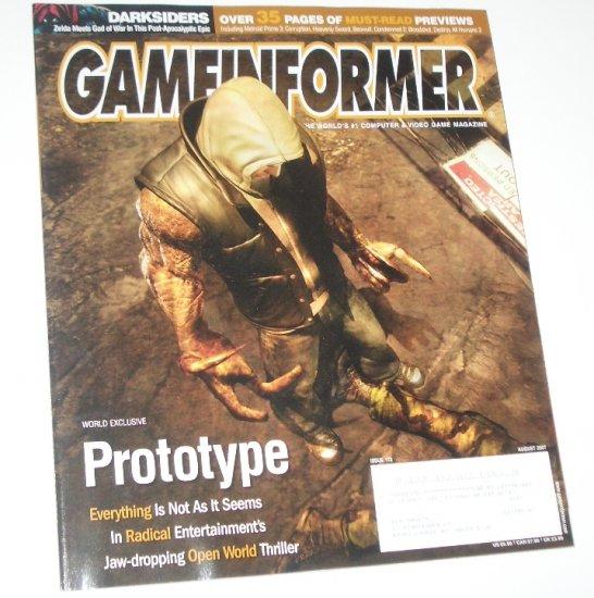 Game Informer Magazine August 2007