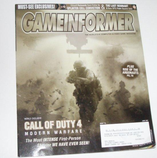 Game Informer Magazine June 2007