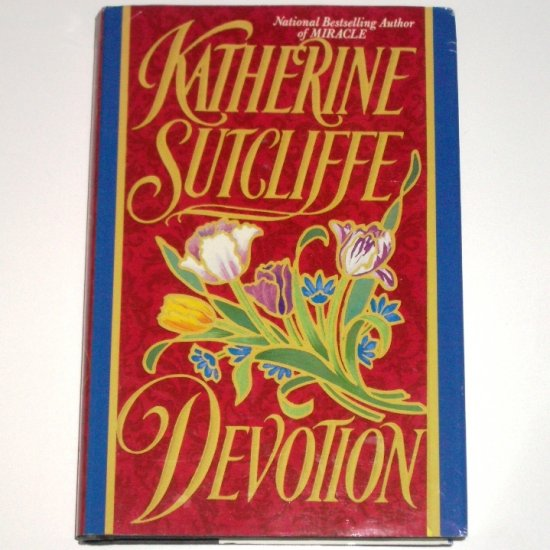 Devotion by KATHERINE SUTCLIFFE Regency Romance 1996 Hardcover Dust Jacket BCE