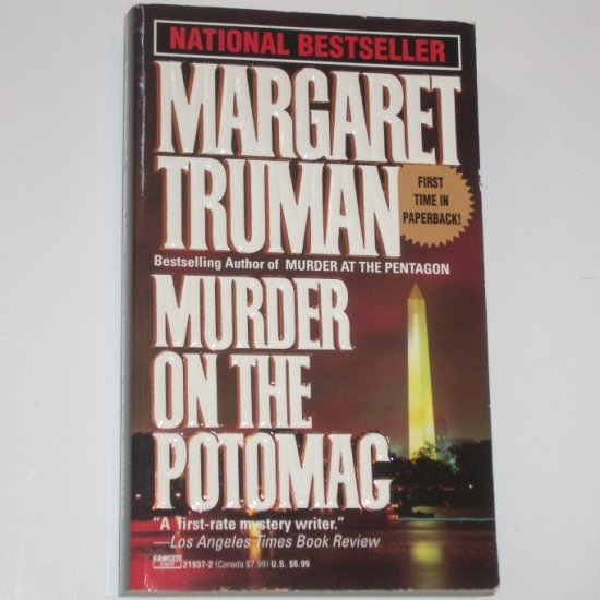 Murder on the Potomac by MARGARET TRUMAN 1995