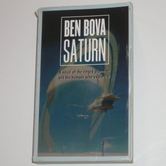 Saturn by BEN BOVA Science Fiction 2004