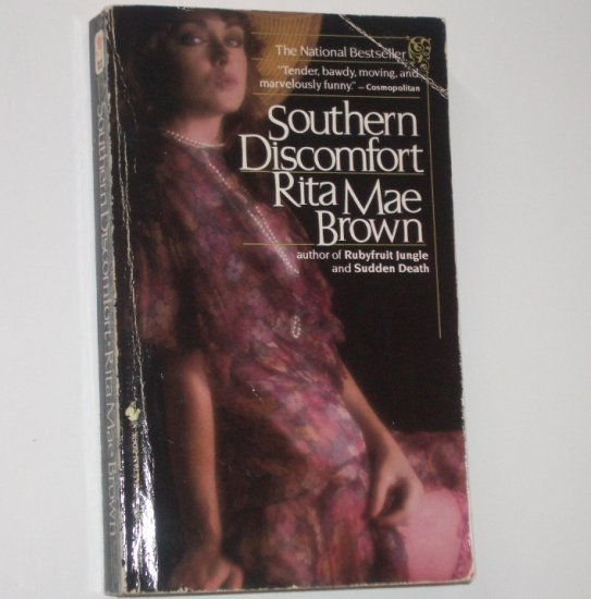 Southern Discomfort by RITA MAE BROWN 1983