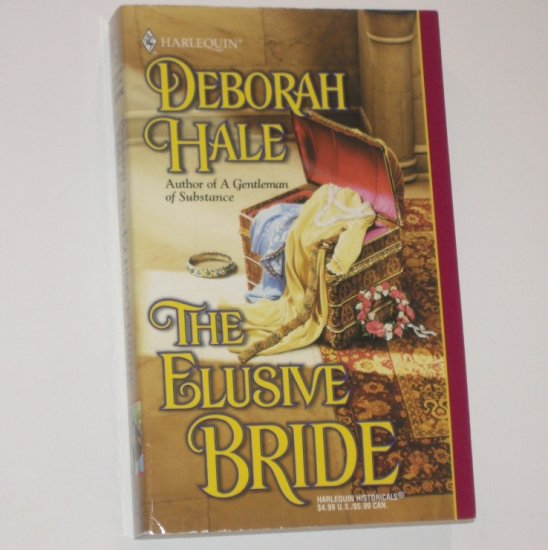 The Elusive Bride by Deborah Hale Harlequin Historical Medieval Romance No 589 2000