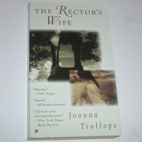 The Rector's Wife by JOANNA TROLLOPE Moving Novel 1996
