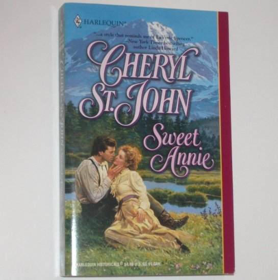 Sweet Annie by CHERYL ST. JOHN Harlequin Historical Western Romance 2001