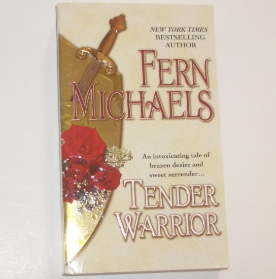 Tender Warrior by Fern Michaels Historical Medieval Romance 2001